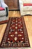 Eredeti afgán perzsa szőnyeg . Nagyon szép!