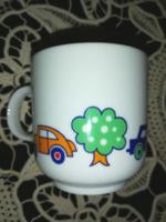 Ritka, Alföldi ovis autós csésze