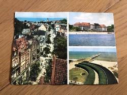 Sopot képeslap
