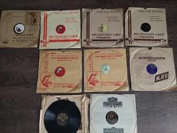 Gramofon lemezek szèp àllapotban 10 db 1.csomag