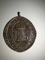 Sárvár 1647-es pecsét
