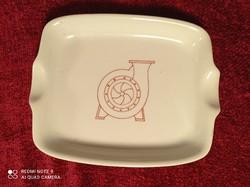 Alföldi porcelán hamutartó
