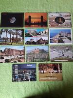 24db használt külföldi képeslap