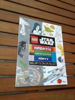 LEGO Star Wars / Melyik oldalon állsz? / Kreatív foglalkoztató könyv