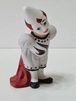 Goebel Happy Clowns - PIRÓ - bohóc figura