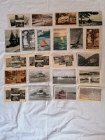62db Balatoni képeslapok