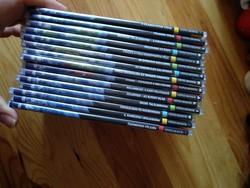15 db ismeretterjesztő dvd, Világunk titkai Discovery sorozat, alkudható