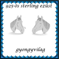 925-ös sterling ezüst: fülbevaló EF 06
