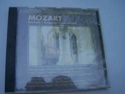 Mozart CD Exultate/Reguiem/Ave verum Vez Erich Stefen , Ernst Hinreiner