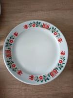 Alföldi porcelán népi lapos tányérok