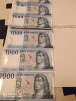Sorszámkövető bankjegyek