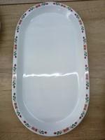 Alföldi porcelán népi ovális kínáló