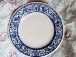 BWM &CO Cauldon porcelán kistányér