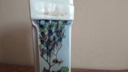 Régi spanyol porcelán váza