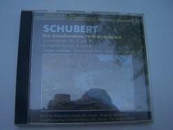 Schubert Die Unvollendete The Unfinished SSymphonien Nr 5. und 8. Valses nobles Deutscher tanz