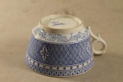 Ó-herendi 1840-es évekbeli fajansz teás csésze 114