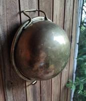 Réz Habüst Konyha gasztronómia Cukràszat Dekoráció, Vastag nehéz, gyönyörű, gyüjteménybe dekoráció