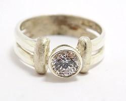 Köves ezüst gyűrű (ZAL-Ag96733)