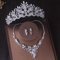 Ékszerek-szettek: Esküvői, menyasszonyi, alkalmi ékszer szett+tiara ES-SZ40