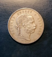 1. Forint, 1869. Gyulafehérvár!
