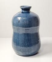 Retró - iparművészeti kerámia váza
