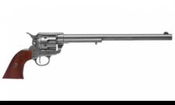 12 colos csőhosszal rendelkező pisztoly