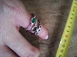 Valódi köves gyűrűk
