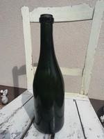 Régi Patent D. Törley üveg palack