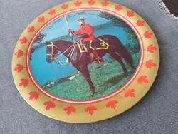 Canada - souvenir, lemez dísztárgy