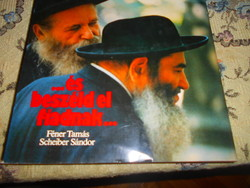 -Scheiber S.: ...és beszéld el fiadnak...zsidó hagyományok
