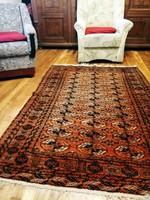 Nagyon antik , türkmén  perzsa szőnyeg