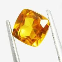 Különleges Aukció! 4.08Ct Gyönyörű csillogó narancs zafír drágakő IGL tanúsítvánnyal