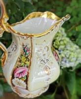 Bieder porcelán kiöntő