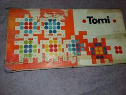 Retro TOMI építő kreatív játék TRIAL  a képek szerint