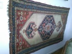 Shiraz antik szőnyeg kézi csomózású  1,9x1,1 m