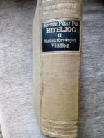 Magyar Hiteljog II. kötet (1930)
