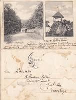 Gyöngyös részletek 1906 RK Magyar Hungary