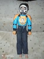 Actionman figura '90es évek