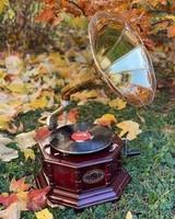 Csodaszép működöképes gramafon