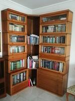 Lingel szekrény /replica/  cseresznyefából