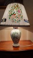 Herend paon de beijing patterned lamp 56 cm