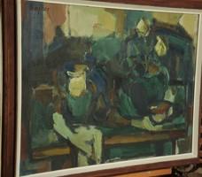 Bojtor Károly (1933-1999)  -  Csendélet