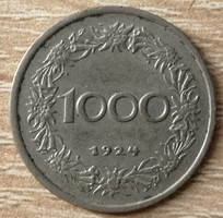 Ausztria 1000 Korona 1924
