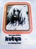NEMZETKÖZI KUTYAENCIKLOPÉDIA-1976