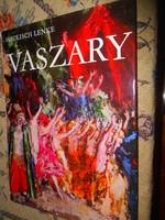 Haulisch Lenke : Vaszary  művészeti album