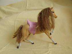 Régi Barbie ló lovacska paripa játék figura