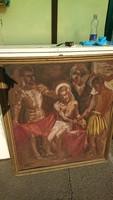 Nagyon szép festmény mitológia jelenet