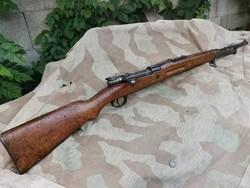 Hatástalanított Mauser K98 puska spanyol gyártás szép állapotban