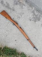 Karl Gustav puska 1899 riasztós átalakítás