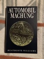 Német nyelvű könyv az autógyártásról